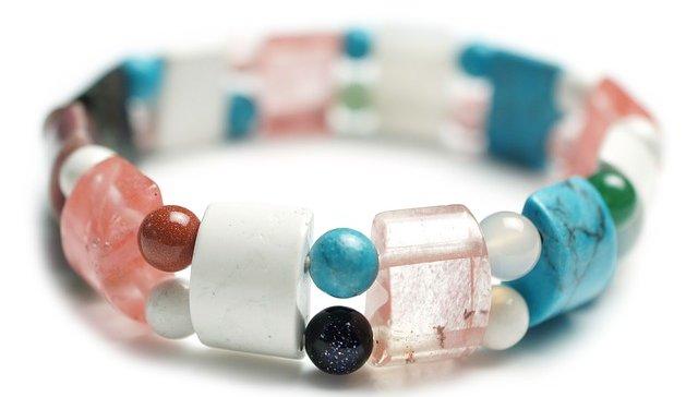 きれいなパワーストーン 数珠