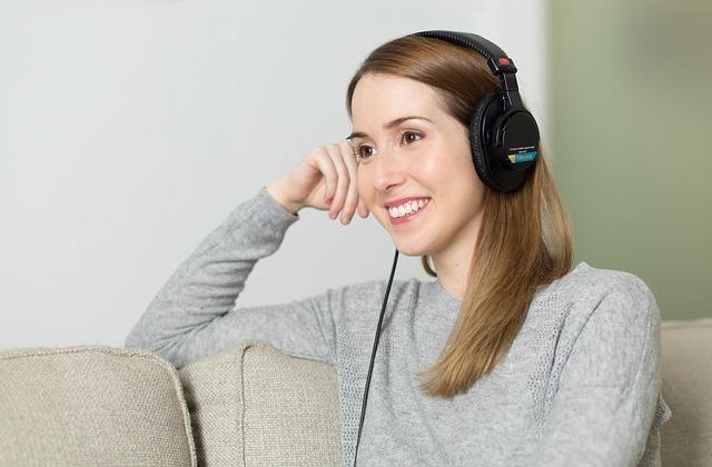 女性 音楽 リラックス